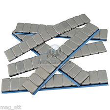 8x Pesi Adesivi Striscia Adesiva 12x5g Pesi Equilibratura 60g Bullone Esi Zinco