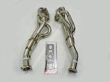OBX Long Tube Exhaust Manifold Headers V2 for 09-17 Nissan 370Z 3.7L V6 VQ37VHR