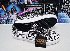 Vans Era Star Wars Dark Side Storm Trooper Camo Women's Size 5.5