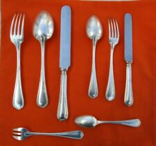 Service menagere Christofle metal argente mod Spatours 65 silver plated flatware