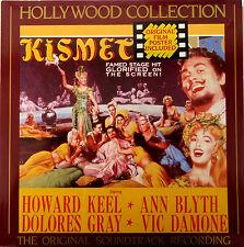 Kismet-Original Soundtrack-LP-1986 CBS Oz Mono Reissue+Poster-Promo-HOL 14