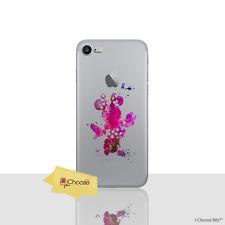 "Disney Case/Cover Apple iPhone 8 Plus (5.5"") / Screen Protector / Gel / Minnie"