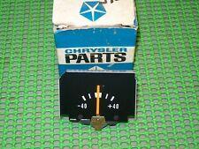 1970 71 72 Valiant Duster Scamp Dart Demon NOS MoPar AMMETER AMP GAUGE 2984405