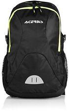 ACERBIS PROFILE BACK PACK. TRIALS, ENDURO, MOTOCROSS. 20L BAG!! GREEN LANE.