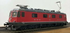 HAG #204 SBB Class Re 6/6 Electric locomotive (R) (1/87)
