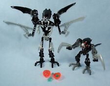 Lego Bionicle 8693 CHIROX & 8949 KIROP Winged Phantoka Warriors Combination Set