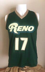 RENO BIGHORNS GOLDEN STATE WARRIORS JEREMY LIN NBA G-LEAGUE BKTBALL JERSEY SMALL