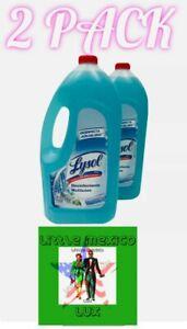 Lysol 🔥2 PACK Liquido Multiusos Desinfecta Clean & Fresh Multi-Surface JUMBO Sz