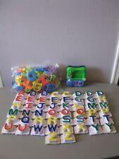 Leap Frog Fridge Phonics 50 Magnetic Alphabet Letters & 47 Non Magnetic Letters