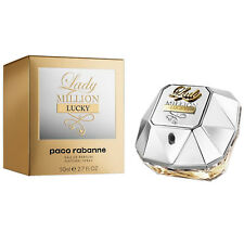 LADY MILLION LUCKY de PACO RABANNE - Colonia / Perfume EDP 50 mL - Mujer / Woman