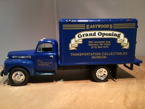 EASTWOOD MUSEUM GRAND OPENING - DIECAST 1951 FORD F-6 FIRST GEAR (19-1010)