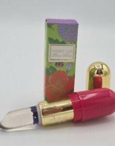 Winky Lux Flower Lip Balm Vegan Lip Stain In Purple New With Box 3.6g