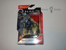 Halo Mega Construx Heroes Series 4 #FFM72 SPARTAN MADSEN with Sniper Rifle NIB