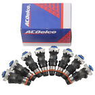 8x OEM Fuel Injector 17113553 For 2001-2007 GM GMC Chevy Truck 4.8L 5.3L 6.0L