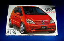 FUJIMI 2000 Mercedes-Benz A160 1/24 Scale Model Kit #12483 FACTORY SEALED!