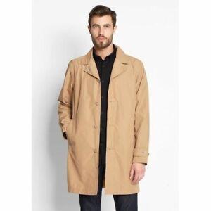 OBEY Manhattan Lightweight Coat - Khaki - Size S - Brand New