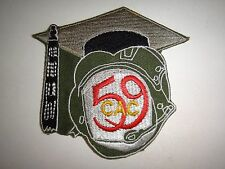 Vietnam War Patch US 59th Combat Aviation Company (CAC) THE DEANS