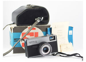 SMENA SL CAMERA Triplet-43 F/4 40mm IN BOX + MANUAL AND PASSPORT