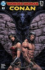 WONDER WOMAN CONAN 1 LIAM SHARP VARIANT NM
