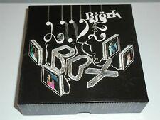 BJORK CD X 4 + DVD + 36pg BOOKLET BOX set New and SEALED