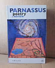 PARNASSUS POETRY IN REVIEW jounral Jean Cocteau 2011 Strauss magazine Ozymandias