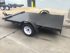 BRAND NEW SINGLE AXLE CAR TRAILER 1450KG ATM 10X6.6FT SUIT MOWERS QUADS BIKES