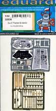 Eduard - su-27 Flanker B Interior Cabina instrumentos ätzteile1 :3 2 Trumpeter