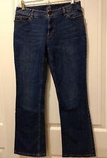 J. Jill Authentic Fit Boot Cut Women's Stretch Jeans - Size 6P