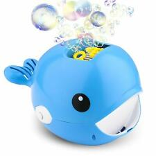 Bubble Machine Bubble Whale-Automatic Bubble Blower Machine 2000 Bubbles per min
