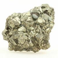 Pyrite + Calcite. 559.0 Ct. Huanzala Mine, Huallanca, Peru