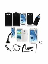 SAMSUNG GALAXY S3 i9300 14 in 1 PREMIUM ACCESSORY BUNDLE KIT- All you need
