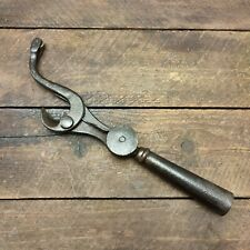 More details for vintage lopper pruning head -  gardening tool - collectable - retail display