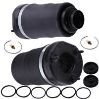 2 Front Suspension Air Spring Bags For Mercedes Benz ML GL Class X164 W164 05-12