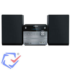 Micro-Anlage Mini-Anlage Stereo Kompaktanlage HiFi-System CD USB Bluetooth MP3