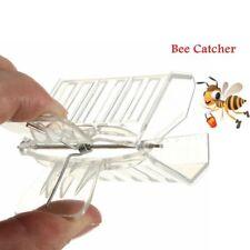 Useful Beekeeping Bee Catcher Tool Plastic Queen Clips Bee Cage Beekeeper