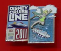 Disney Enamel Pin Badge Moving Tinker Bell Character Disney Cruise Line 2011