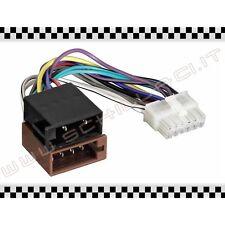 C44 cavo adattatore ISO per autoradio AEG - 12 pin connettore