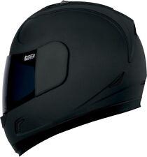 Icon Alliance DARK Adult Large LG Full Face Street Helmet 0101-6645