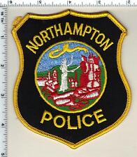 Northampton Police (Massachusetts) Shoulder Patch - new from 1990
