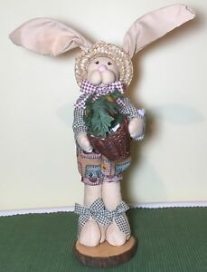 Tall Country Style Bunny