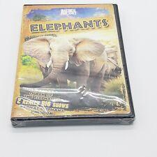 Animal Planet Elephants Dvd Brand New Factory Sealed