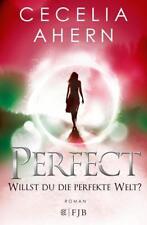 Perfect – Willst du die perfekte Welt?  Cecelia Ahern (Geb. Ausgabe) UNGELESEN