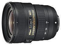 Nikon NIKKOR AF-S 18-35mm f/3.5-4.5 FX AF-S ED G Lens