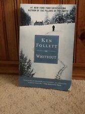 Whiteout by Ken Follett (2008, Paperback)