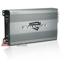 ZAPCO ST-5D Car Audio 5-Channel Class D Studio D Series Full Range Amplifier New