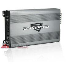 ZAPCO ST-5D Car Audio 5-Channel Class D Studio D Series Full Range Amplifier New