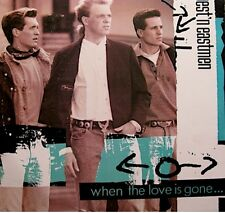 ++WEST'N EASTMEN when the love is gone/could be loving you MAXI 1989 VOGUE EX++
