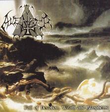 AVENGER Fall of Devotion, Wrath and Blasphemy CD