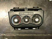 Alfa Romeo Mito Heater Control Panel