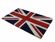 PVC Backed British Flag Union Jack Doormat Coir Entrance Floor Door Mat 40x70cm
